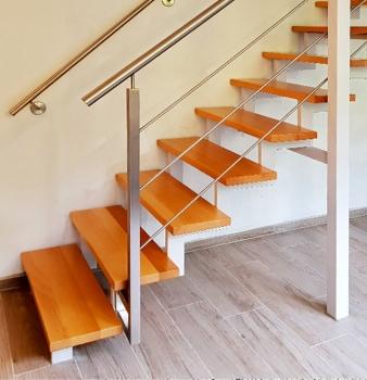 Treppenbau in Mülheim