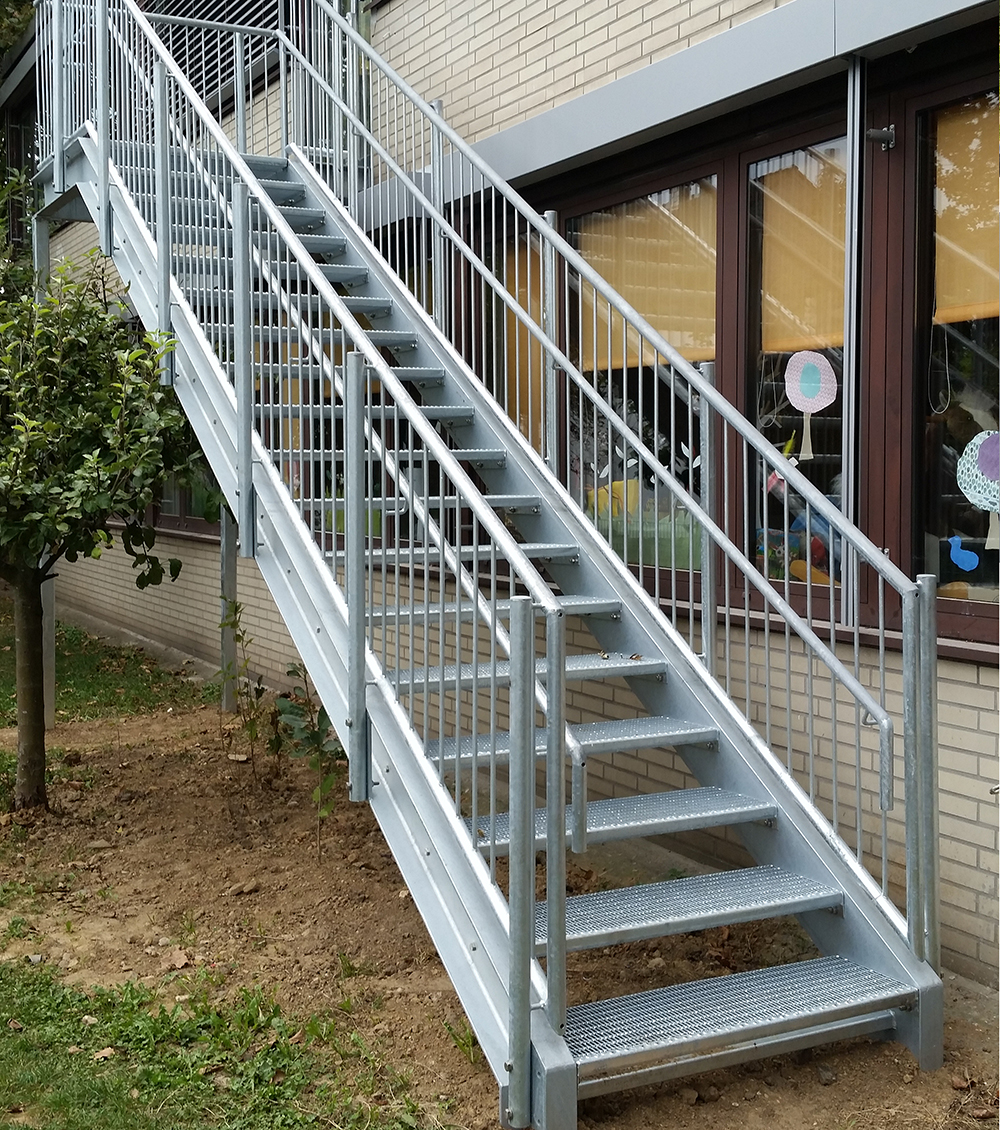 Kinderhandlauf Treppe