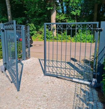 Das Tor zum Eigenheim!