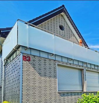 Balkonsanierung und Geländer in einem Schwung!
