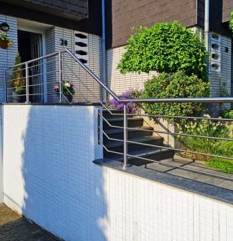 Wir bauen Ihr Treppengeländer!