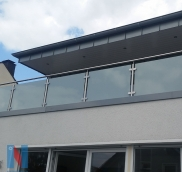 Balkonprofi Nappenfeld aus Mühlheim frischte einen Balkon in Essen auf