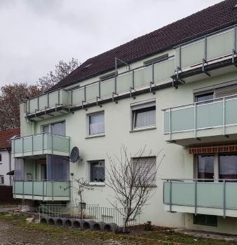 Neue Balkone in Dinslaken