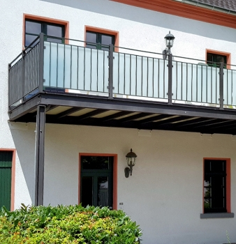 Balkonanlage in Duisburg