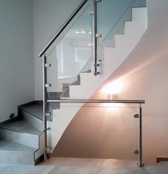 Düsseldorf: Treppe im coolen Look