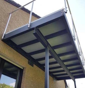 Balkon: einfach anbauen