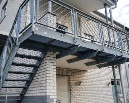 Balkonerweiterung